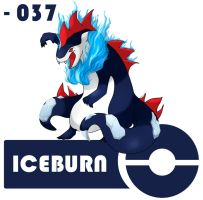 037 - Iceburn by SoranoRegion