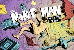 The Naked Man at The Edge of Time - Colors by gadgetwk
