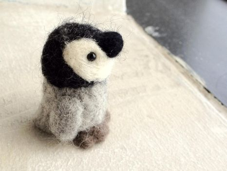 Needle Felted Animals by AngelicRuby