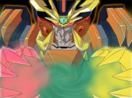 Genesic GaoGaiGar by STTestament