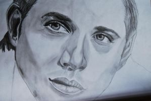 Dean Winchester by Maarel