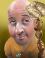 Andrew Zimmern by ccobb1234