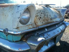 '56 Mercury front end by finhead4ever