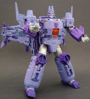 Custom Cyclonus 1 by Jin-Saotome
