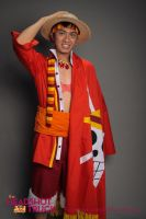 One Piece- Monkey D. Luffy (15th Anniversary) by WindMaster15