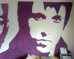 My Wall - Jacoby by HollywoodWhore90