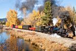 Sumpter Train II by SonjaPhotography