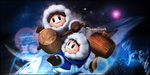 Ice Climbers Colab by SoberDreams