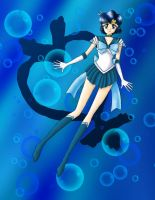 Sailor Mercury by MissingMyMind