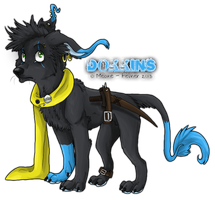 .: Dokkins, remake. by Meoxie
