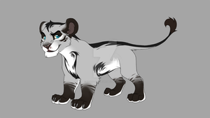 Cub Auction (SOLD!!!) by Koseki-Leonheart