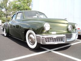 Tucker Torpedo by prestonthecarartist