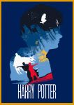 The Many Faces of Cinema: Harry Potter 20th Anni.* by Hyung86