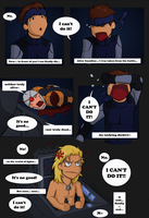 "MGS1 - ""It's No Good--"" by JadeRaven93"