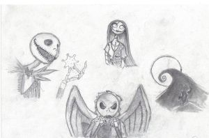 The Nightmare Before Christmas by Emily89