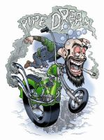 Pipe Dream by tokes