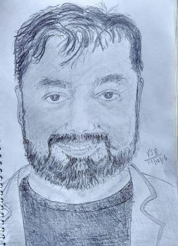 Anurag Kashyap by vickeey08