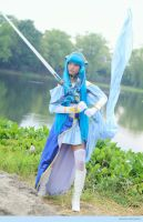Magic Knight Rayearth UMI Ryuuzaki by jiocosplay
