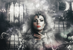 Evil Queen :3 by martynaz