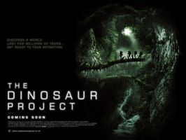 The Dinosaur Project WP by LacitheHunter