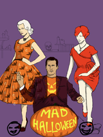 Mad Halloween by danlikestrees