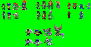 H-HT-T Misc Sprites by Greasy-LucarioYun