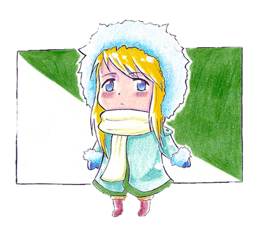 Chibi siberia by wallabby
