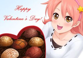 Happy Valentine's Day! by MaHenBu
