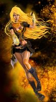Yang is that You? - RWBY by kapiheartlilly