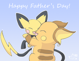 Father's Day by pichu90
