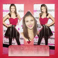 Photopack 977: Victoria Justice by PerfectPhotopacksHQ