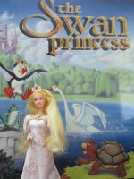 The Swan Princess Odette doll by Heatherannpt