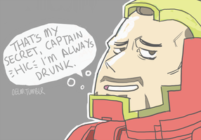 That's my secret, captain... by Oelm