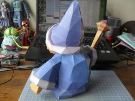 Papercraft - Magikoopa 02 by ckry