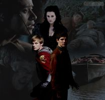 Merlin series 5 by MagicalPictureMaker