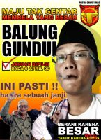 don't vote 4 me by balung
