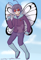 Dip the butterfree by MC--ClapYoHandz