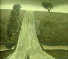 Road by AmsterdamArtGallery
