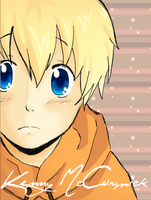 Kenny by thisisyourstory