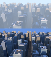 Low Poly City by Blanco111