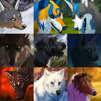 Icons and more Icons by InstantCoyote