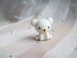 Polar bear by CuteTanpopo