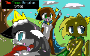 The Three Empires (Contest) by The-BearSweg