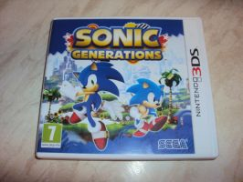 Sonic Generations 3DS by RedDevilDazzy2007