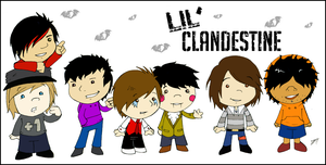 Lil' Clandestine by CaptainSpaz