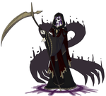 CoR - Costume/Beauty Contest 2015 - Death Garb by the-attic-keeper