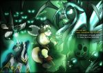 D3 - Reign of the Changeling Queen by Yula568