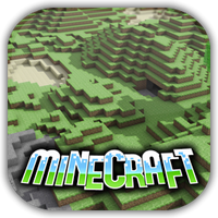 Minecraft Game Icon by Wolfangraul