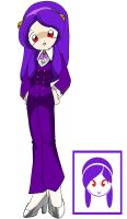Elequine Delu Agano pant suit by MichaelMiyamoto
