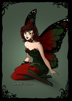 Holly the Fairy by PiccoloFreakNamick